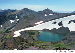 Reduced Snowpack in Sierra Nevada Mountains, CA, USA | Global